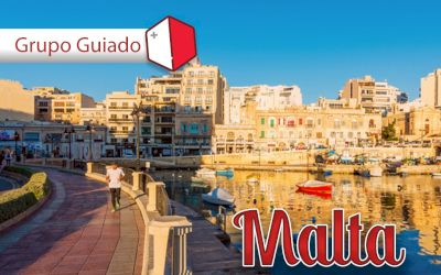Intercâmbio em grupo Malta - Julho de 2021