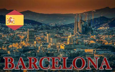 Apaixonante Barcelona