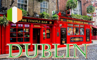 Study And Work in Dublin
