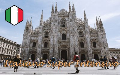 Italiano Super Intensivo na Leonardo Da Vinci