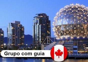 Grupo guiado Vancouver - Julho 2022